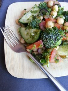 Broccoli Crunch Salad -