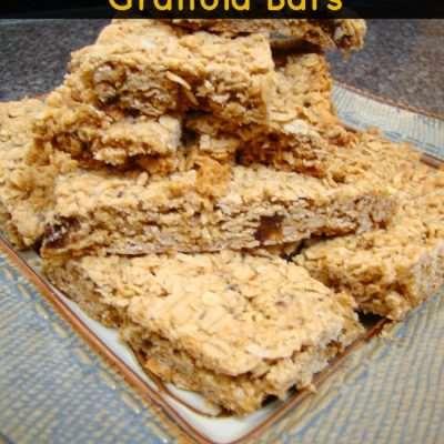 Granny's Granola Bars