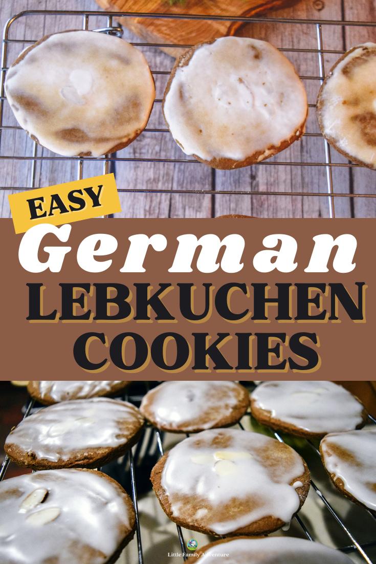 German Lebkuchen Cookie Recipe
