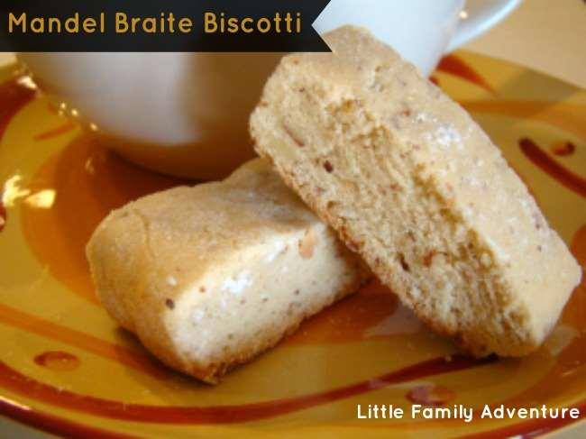 Mandel Braite Biscotti