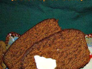 Ontbijtkoek (Dutch Breakfast Spice Cake)
