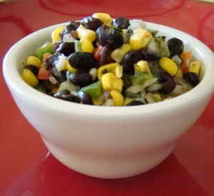 Corn and Black Bean Salsa