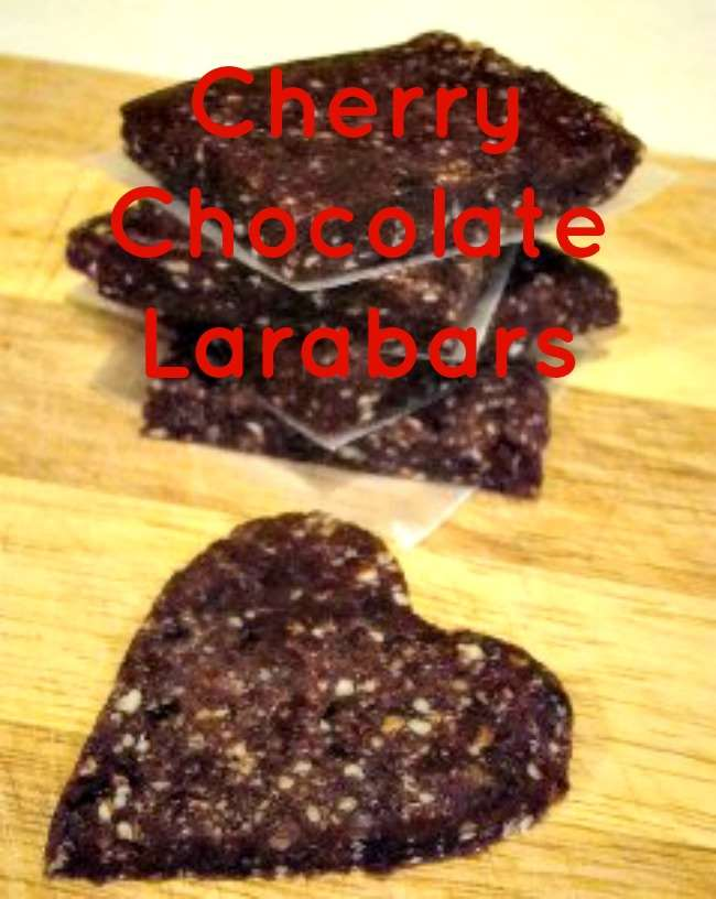 Cherry Chocolate Larabars