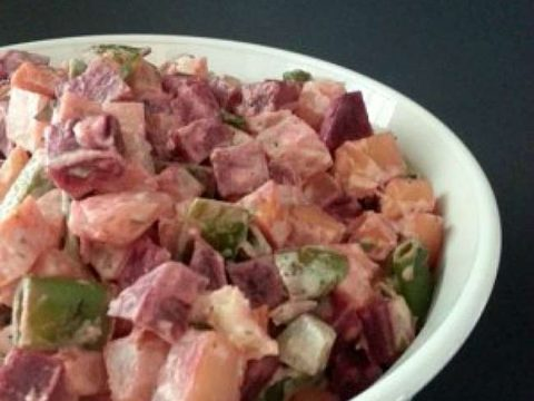 Russian Salad - Russian Potato Salad