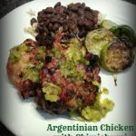 Argentinian Chicken with Chimichurri