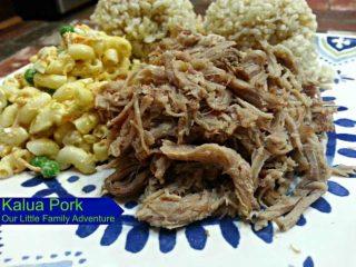 Kalua Pork Made Easy
