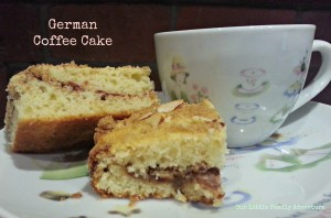 dessert, quick bread, coffee cake,