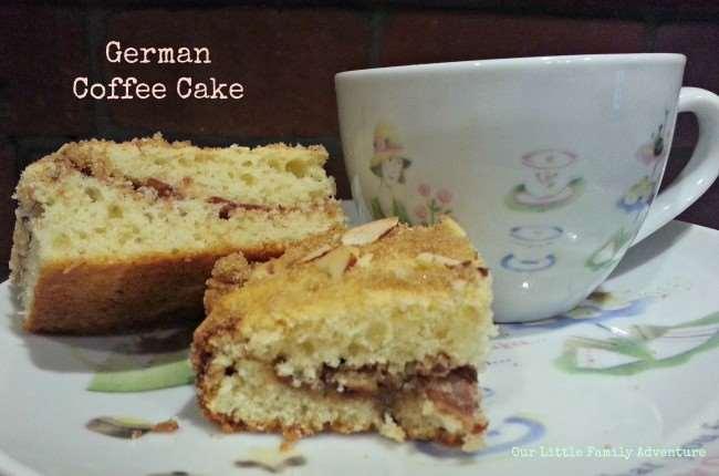 dessert, quick bread, coffee cake,