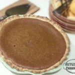 Made From Scratch Old Fashioned Pumpkin Pie