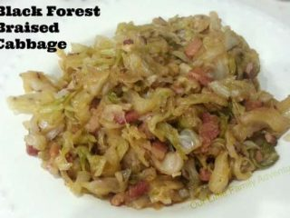 Black Forest Braised Cabbage
