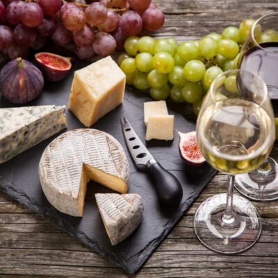 Easy Wine and Cheese Pairings & Tips for Your Next Party