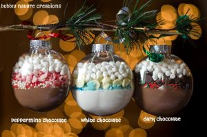 Hot Cocoa Mix Ornaments - 10 Homemade Christmas Ornaments