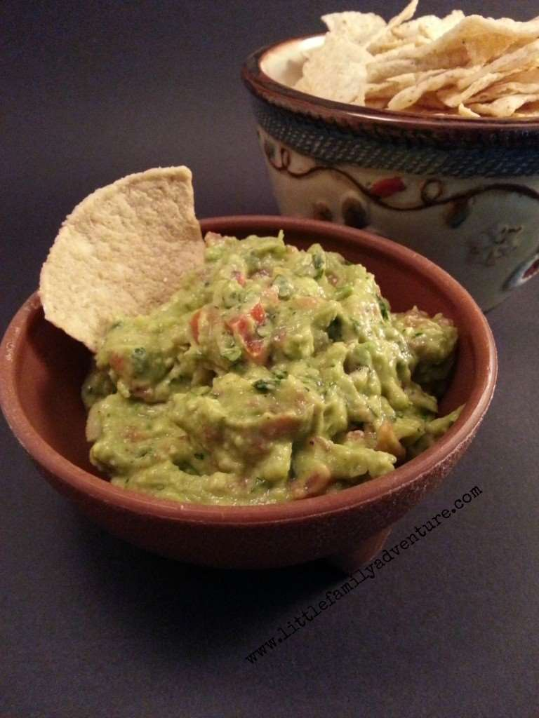 California Guacamole