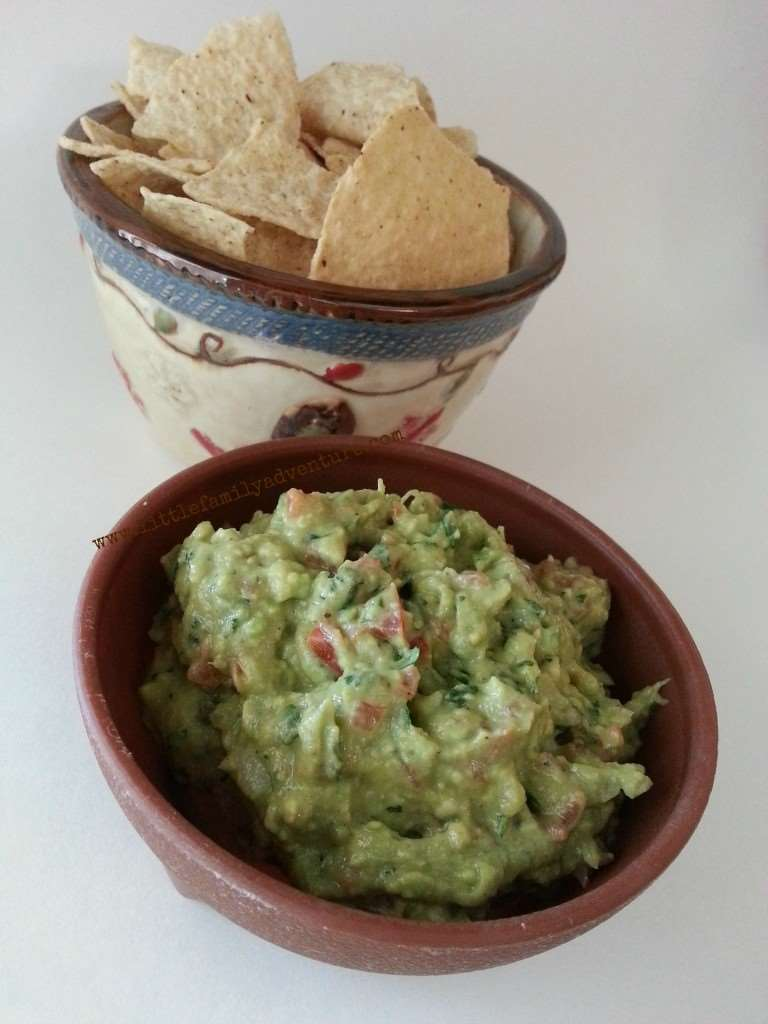 California Guacamole- Little Family Adventure