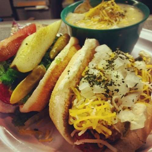 Photo Courtesy: Mutt's Hot Dogs