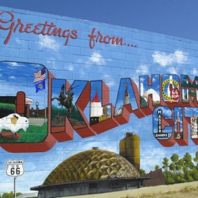 Hometown Adventure Series: Family Fun in  Oklahoma City, OK