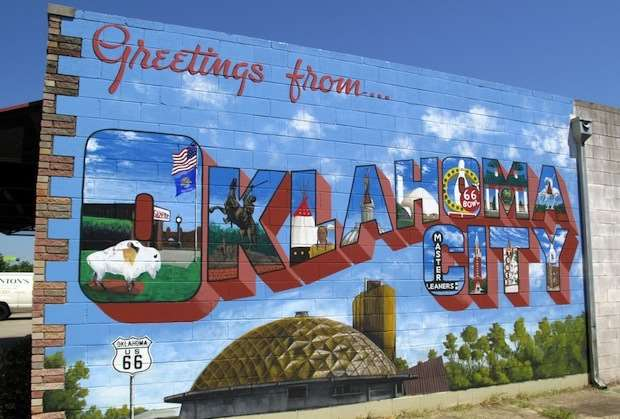 Hometown Travel Adventures: Oklahoma City from Little Family Adventure