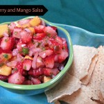 A sweet salsa great for cinnamon tortilla chips, in yogurt, or over ice cream.