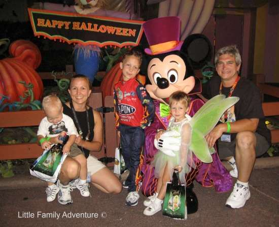 Disney with Young Children - Introduce the characters before you leave on your trip
