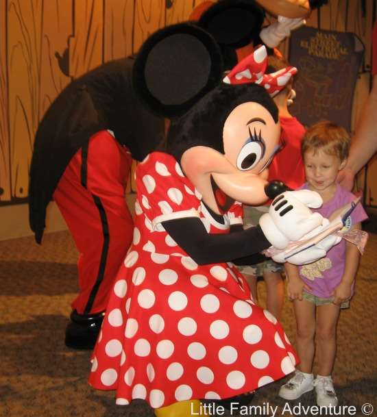 Disney with Young Children