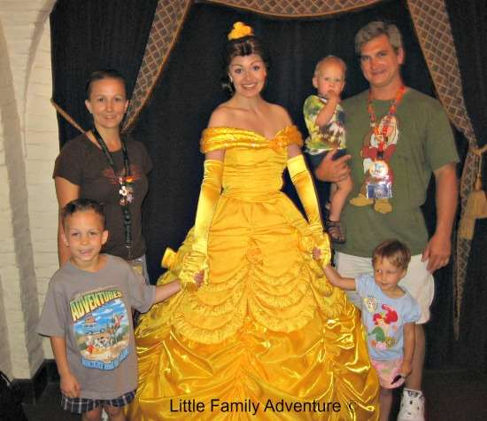 Disney with Young Children - Take lots of pictures