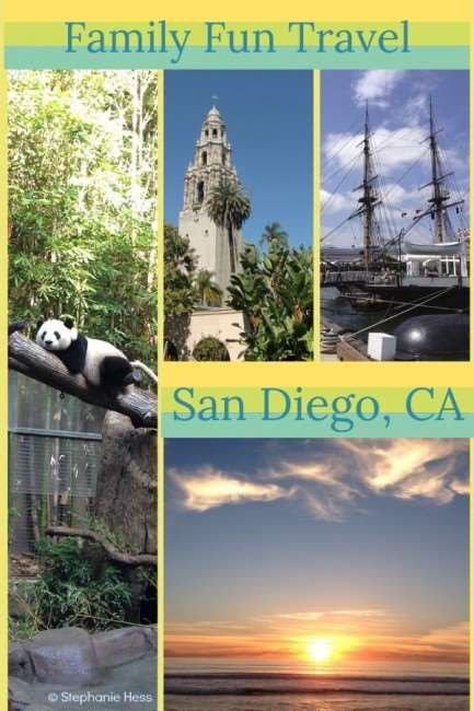 San Diego Family Fun Tips from a San Diego resident