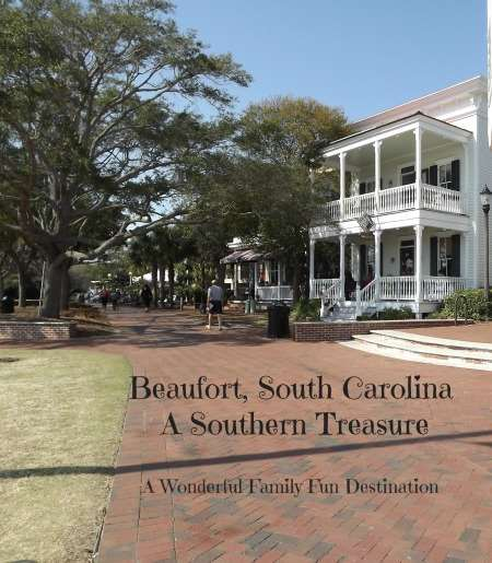 Beaufort, SC : A Southern Treasure #hometownadventureseries #familytravel #southerncharm #southernliving #coastalcommunity #travel