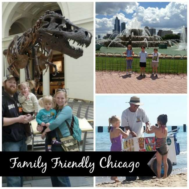 Family Fun in Chicago