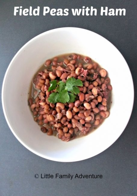 How to Cook Field Peas and Dried Beans