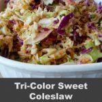 Copycat Recipe for Rudy's  Coleslaw