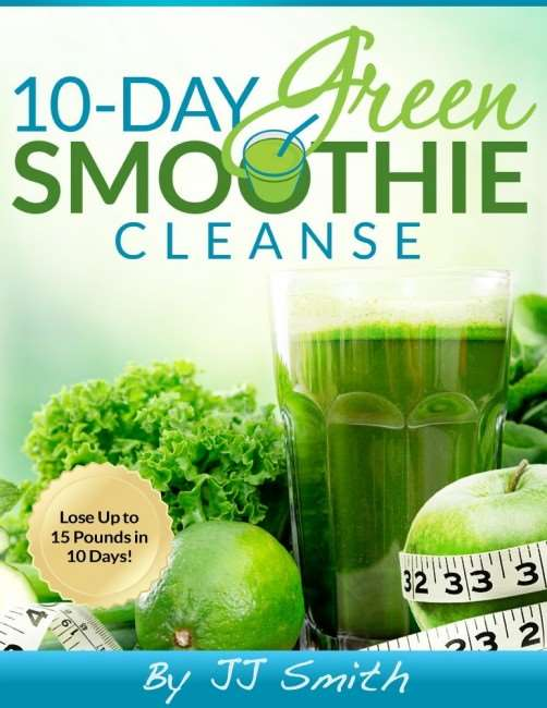 Book review and giveaway - 10 Day Green Smoothie Cleanse #healthyliving #cleanse #bodyrecharge #food #bookreview