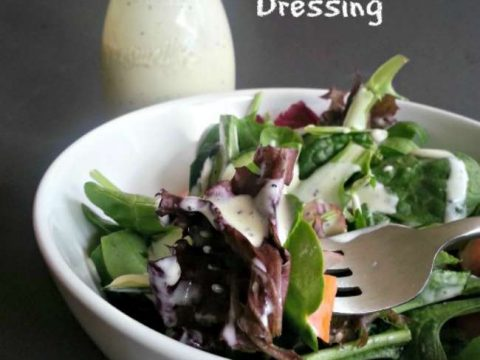 Poppy Seed Salad Dressing
