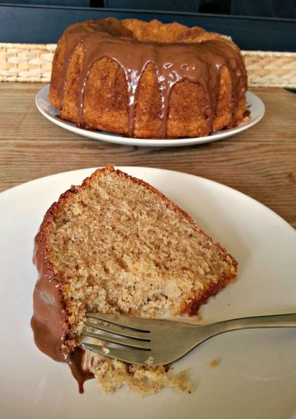 Frangelico Pound Cake