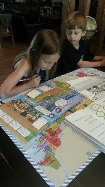 Little Passports Takes Kids on an Adventure - Review of United States edition geography program