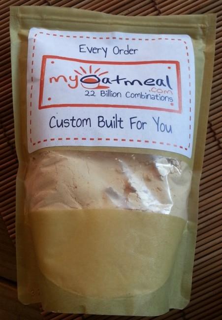 PB Lean from MyOatmeal.com | Dry, dehydrated peanut butter with Chocolate & Hazelnut | #oatmeal #myoatmeal.com #healthyoatmeal #oatmealrecipe #iifym
