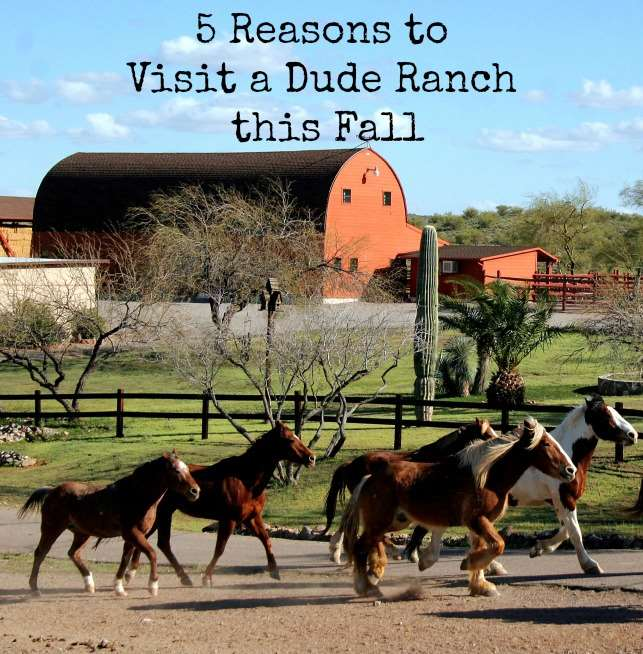 Dude Ranch this Fall
