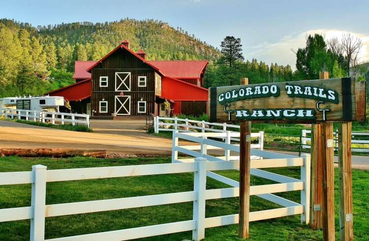 Visit a Dude Ranch