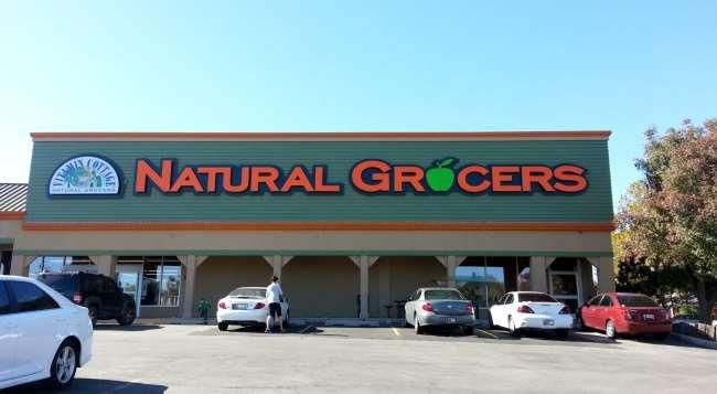 Natural food stores okc
