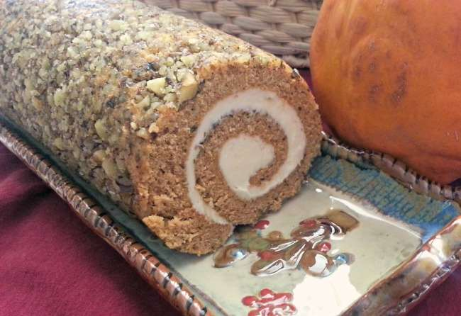 Pumpkin Roll |Little Family Adventure | Sweet & Moist Dessert