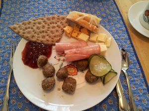 Just Off the Beaten Path: Swedish Breakfast at The Swedish Country Inn in Downtown Lindsborg, Kansas
