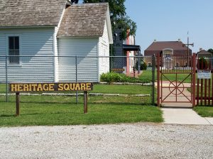 Just Off the Beaten Path: Heritage Square in Lindsborg, Kansas