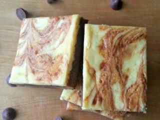 Caramel Cheesecake Brownies