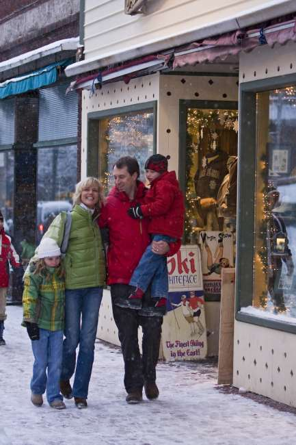 Get Away to the Adirondacks For Holiday Festivities in a Winter Wonderland