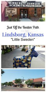 Just Off the Beaten Path: Lindsborg, Kansas