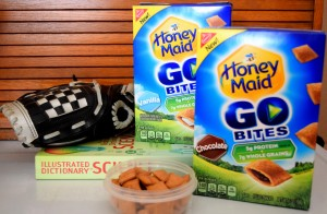On The Go Snacks From Honey Maid Go Bites