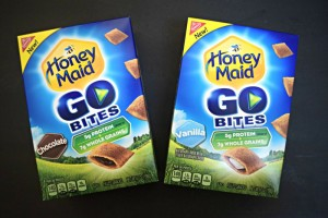 On The Go Snacks with Honey Maid Go Bites #ThisisWholesome #CleverGirls