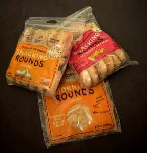Healthy Snacks with Snacking Rounds from Ozery Bakery - Review & Giveaway