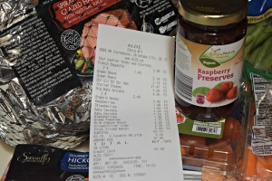Healthy Easter Dinner on a Budget - Create a Healthy meal for 12 for under $6 pp with ALDI
