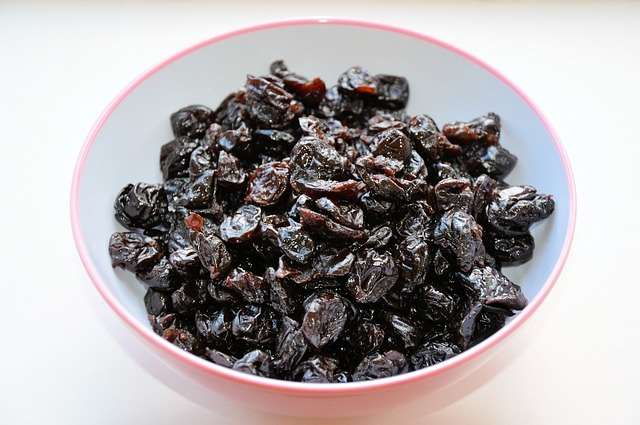 Healthy Travel Snacks - Dried Fruit