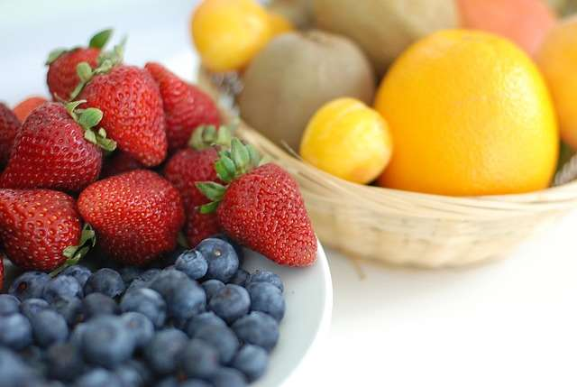 Healthy Travel Snacks - Fresh Fruit